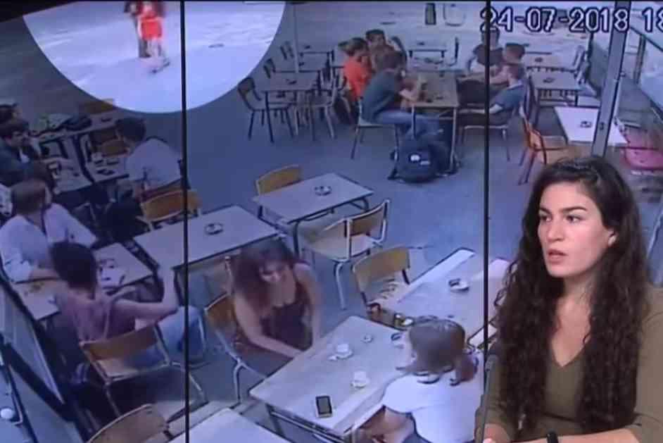 PRETUKAO NA ULICI STUDENTKINJU I GAĐAO JE PEPELJAROM: Uhapšen napadač koga je jurila cela Francuska