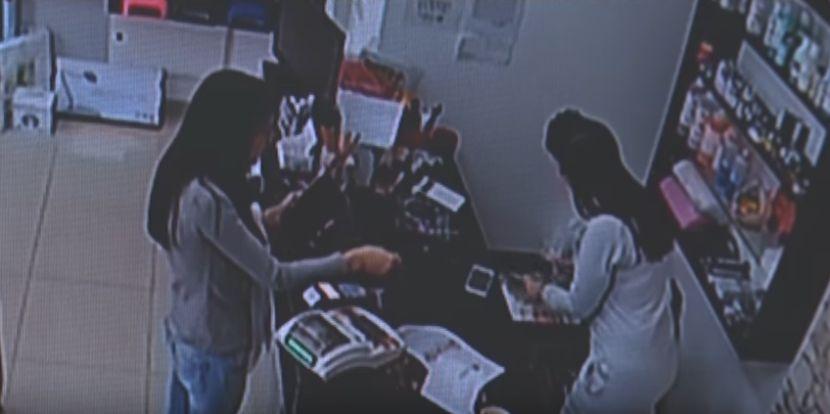 PREVARA VEKA: Devojka došla s 2.000 u prodavnicu u Obrenovcu, tražila olovku i – izašla s 3.600 u rukama! (VIDEO)