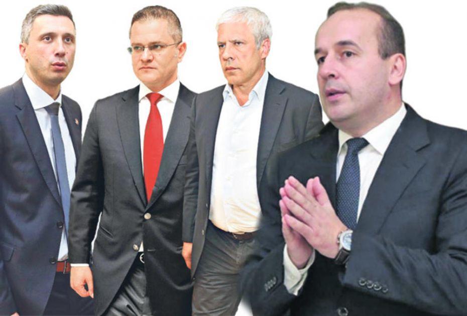 PREVARANTI: Savez za Srbiju izlazi na izbore tamo gde im odgovara