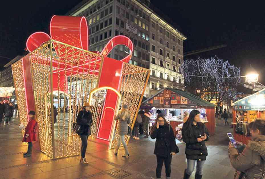 PRIHOD OD TURIZMA: Beograd tokom praznika zaradio do 30 miliona evra