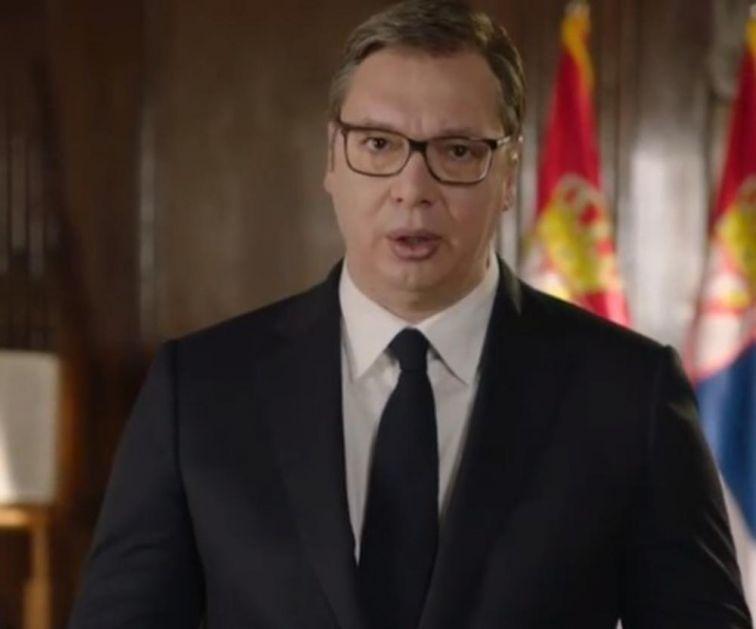 UŽIVO SVEČANO OTVARANJE NOVE FABRIKE Vučić: Ko vozi Porše, ne bi ga vozio da nema Čačka!