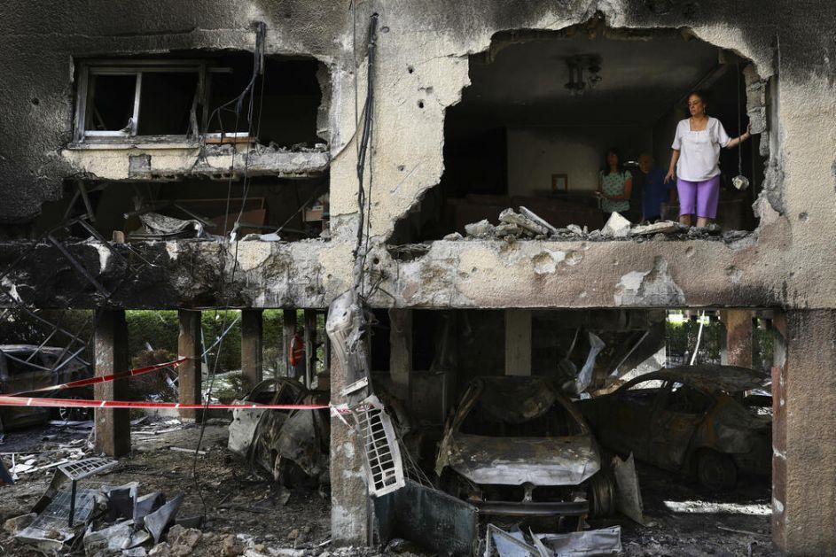 PRIMIRJE NI U NAJAVI Nastavljeni sukobi na Bliskom istoku, Hamas ispalio 3.500 raketa, napad na Izrael iz Libana