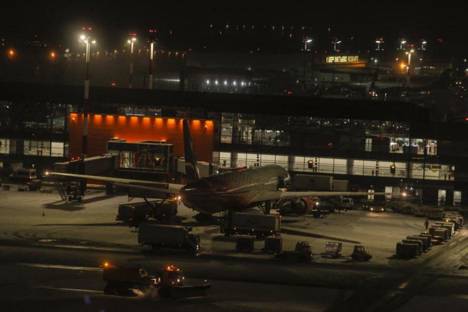 PRINUDNO SLETANJE U MOSKVI: Nove muke sa boingom 777! Na putu iz Honkonga za Madrid pojavio se kvar na motoru!