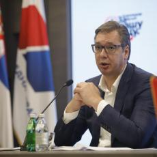 PRIŠTINA MORA DA PROMENI STAV! Vučić: Srbija je apsolutno posvećena kompromisu