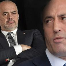 PRIŠTINA PRETI TAKSAMA OD 100 ODSTO I TIRANI! Haradinaj poslao ULTIMATUM Rami! Vrhunac albanske nesloge!