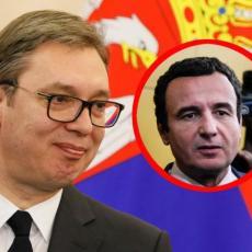 PRIŠTINSKI MEDIJI TVRDE: Vučić i Kurti sledeće nedelje u Briselu