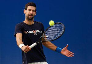 'PRITISAK JE PRIVILEGIJA': Novak uživa na Olimpijskim igrama!