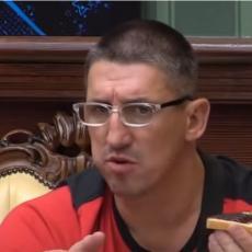 PRIVEDEN ZBOG PRETNJI UBISTVOM! Kristijan Golubović iz Zadruge odveden na SASLUŠANJE u policiju!