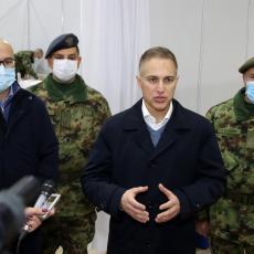 PRIVREMENA BOLNICA NA SAJMU SPREMNA ZA SAMO JEDAN DAN! Zajedničko zalaganje Ministarstva odbrane i Novog Sada (FOTO)