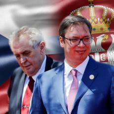 PRIZNANJE KOSOVA JE GREŠKA Češki predsednik čvrsto ostao pri svom stavu