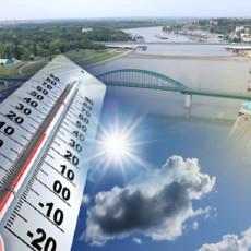PROLEĆE JE PRENELO MANDAT LETU: Temperature idu uvis, ali kiša ne planira da nas napusti - pljuskovi i danas u ovom delu Srbije