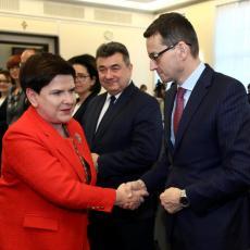 PROMENA U VLADI POLJSKE: Premijerka Šidlo podnela ostavku (FOTO)