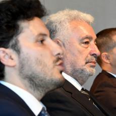 PROMENE U CRNOGORSKOJ SKUPŠTINI: Adžić i Đurović umesto Abazovića i Krivokapića