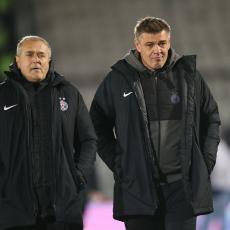PROMENE U STRUČNOM ŠTABU: Bivši selektor stigao u Partizan (FOTO)