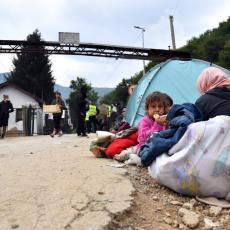 PRONAĐENO 199 MIGRANATA U NAPUŠTENIM ZGRADAMA: Deca bez pratnje stigla do Balkana!