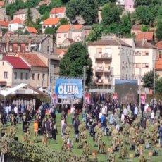 PROPALA MANIFESTACIJA: Na proslavi Oluje u Hrvatskoj manje prisutnih nego ikada