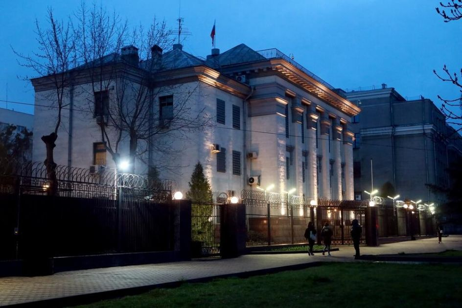 PROTERIVANJA SE NIŽU JEDNO ZA DRUGIM: Visoki ruski diplomata moraće da napusti Kijev!