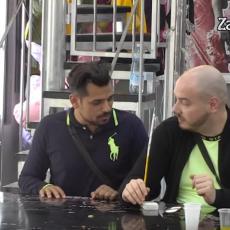 PROTIV SEBE NEĆU Bora Santana pokušao da se POMIRI sa Gavrićem, on ni da čuje! (VIDEO)