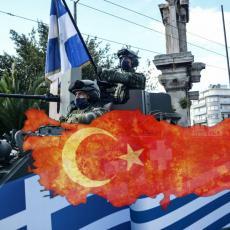 PROTIV TURAKA, SARAĐIVAĆE I SA CRNIM ĐAVOLOM AKO ZATREBA: Grčka svuda traži saveznike, opasno se naoružava