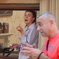PROZIVAŠ MI DECU! Milijana vređala Ivanovu suprugu, ali tu nije stala - Gavrilović ODLEPIO! (VIDEO)