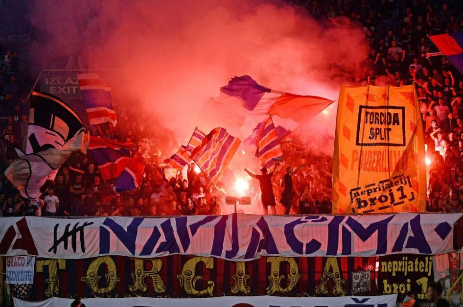 PROZVAO TORCIDU ZBOG USTAŠTVA, PA GA UPOREDILI SA ARKANOM! Hrvatski novinar na udaru huligana Hajduka iz Splita!