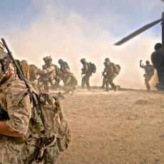 PRPA BATO ili nešto drugo? Ameri menjaju položaj svojih borbenih aviona u Siriji!