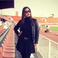 PRVA DAMA PROLETERA: Kada se Marina pojavi na stadionu, fudbal više nikoga ne zanima! Skriveni dragulj Superlige (FOTO)