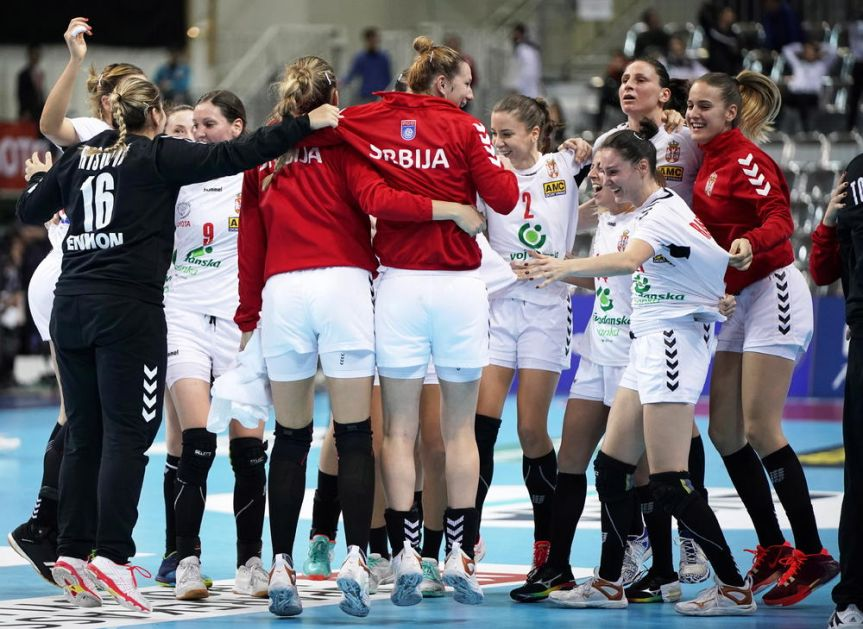 PRVA DVA MESTA VODE U JAPAN: Rukometašice Srbije protiv Rusije na startu kvalifikacionog turnira za OI!