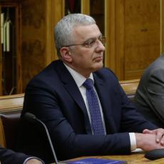 PRVA IZJAVA ANDRIJE MANDIĆA IZ BOLNICE: Evo šta je rekao za srpske medije