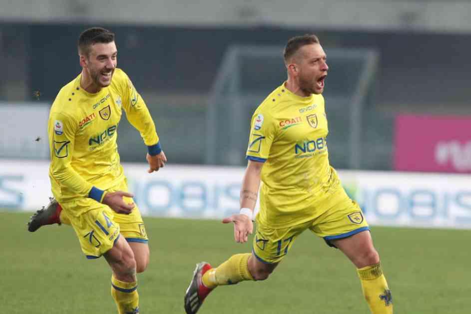 PRVA POBEDA KJEVA U SEZONI: Fenjeraš savladao Frozinone, trijumfovali i Inter i Roma