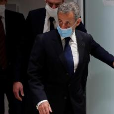 PRVA REAKCIJA SARKOZIJA POSLE PRESUDE: Spreman sam da se žalim sve do Evropskog suda