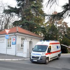 PRVA ŽRTVA KORONA VIRUSA U U LAZAREVCU: Muškarac koji je bio nulti pacijent preminuo u KBC Dragiša Mišović