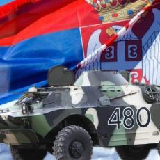 PRVE FOTOGRAFIJE RUSKOG POJAČANJA VOJSCI SRBIJE: Kontingent BRDM-2 i zvanično u posedu NAŠE ARMIJE (FOTO)
