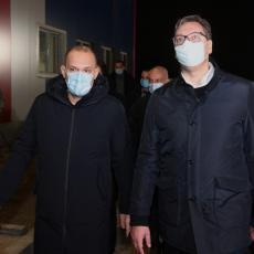 PRVI ĆU PRIMITI VAKCINU SA SRPSKIM VOJNICIMA Predsednik Vučić odgovorio kada će stići prve vakcine