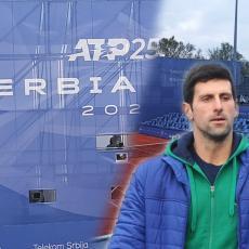 PRVI KADROVI SA SERBIA OPENA: Teniski spektakl kreće, ali OGROMNA BRIGA muči sve (FOTO/VIDEO)