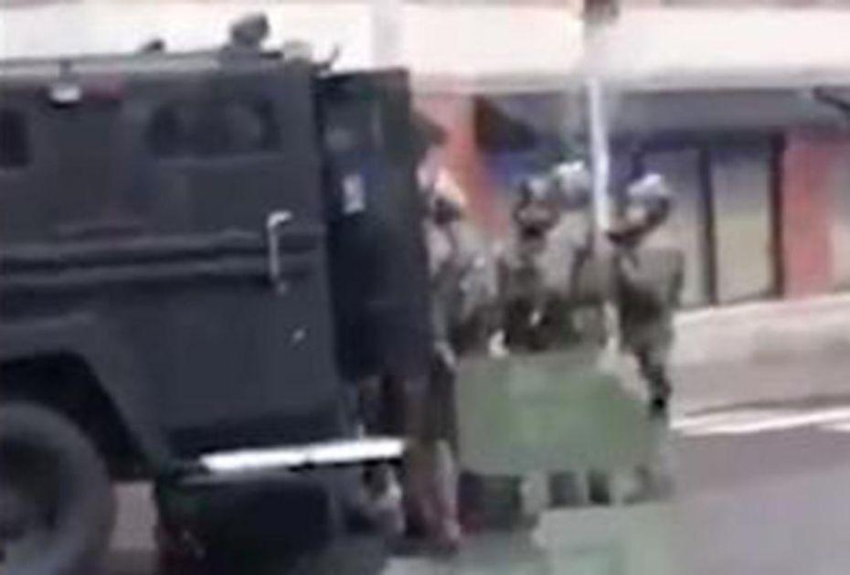 PRVI SNIMAK OKRŠAJA U NJU DŽERSIJU: Evo kako se odvijao napad u kome je poginulo 6 osoba (VIDEO)