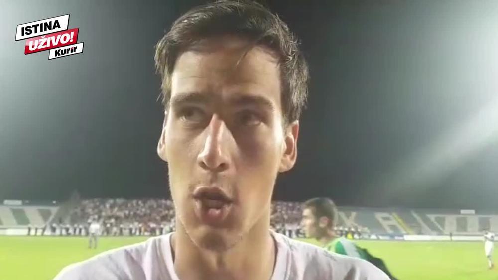 PRVI UTISCI POSLE POBEDE U NIKŠIĆU: Evo šta su rekli fudbaleri Partizana nakon ubedljive pobede nad Rudarom (KURIR TV)