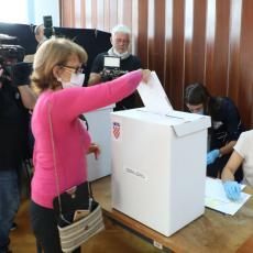 PRVI ZVANIČNI REZULTATI IZBORA U HRVATSKOJ: Ovo su tri stranke sa najviše mandata, obrađena četvrtina glasova