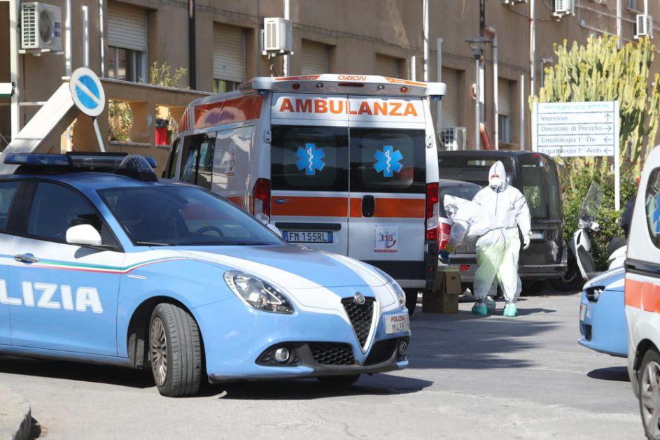 PRVO DETE ZARAŽENO KORONAVIRUSOM U ITALIJI: Obolela devojčica (4), hospitalizovana je