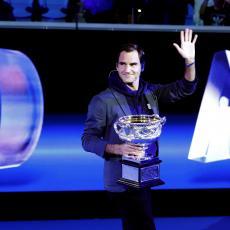 PRVO MAREJ, A SADA ON: Federer govorio o povlačenju... (FOTO)