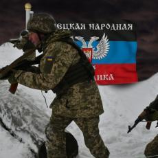 PRVO POTPIRIVALI, SAD GASE VATRU: Kijev navodno želi novo rešenje za Donbas, dok vojsku spremaju za borbena dejstva