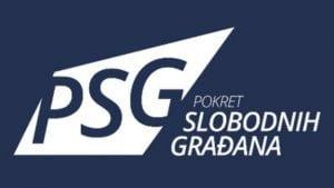 PSG: Demoliran lokal poverenika PSG u Valjevu, očigledno zastrašivanje opozicije