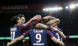 PSŽ deklasirao Monako za trofej u Ligi jedan