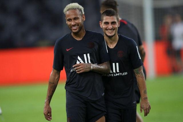 PSŽ odbio ponude Barse i Reala za Nejmara