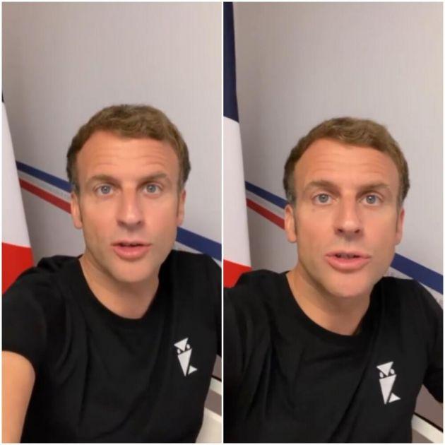 PTICA, LOGO, TAJNI ZNAK ILI SUBLIMINALNA PORUKA? Majica francuskog predsednika izazvala haos na društvenim mrežama