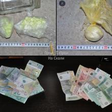 PU Kragujevac: Uhapseni P. B. (1992) i  J. M. (2000) zbog opojnih droga - marihuane, kokaina, semenki indijske konoplje, amfetamina i ekstazija