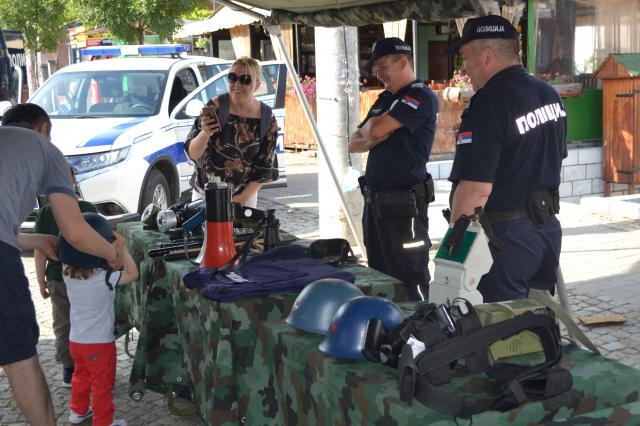 PU Vranje poziva građane na Dan policije