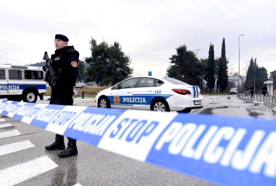 PUCNJAVA U CENTRU PODGORICE: Boris Radoslavić (29) ranjen u leđa i nogu, napadač hteo da pobegne taksijem, pa uhapšen