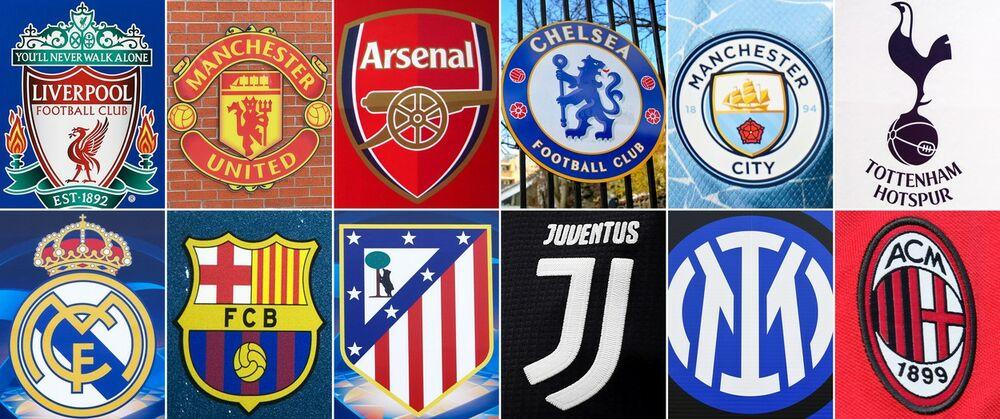 PUJ, PIKE, NE VAŽI: UEFA pomilovala osnivače Superlige Evrope