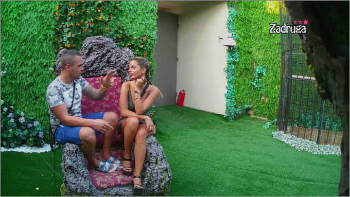 PUKLA TIKVA! Bane priznao Drvetu mudrosti da su se Dragana i on POLJUBILI, ona nije želela da prizna, pa NASTAO PRAVI HAOS! (VIDEO)